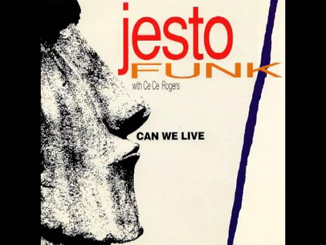 JESTOFUNK - Can We Live (Official Audio)