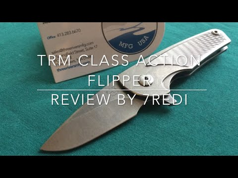 Three Rivers Class Action Flipper Review - Exclusive Premium Flipper!