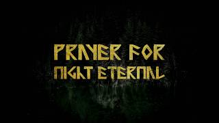 Sin7sinS - Prayer For Night Eternal (OFFICIAL LYRIC VIDEO)