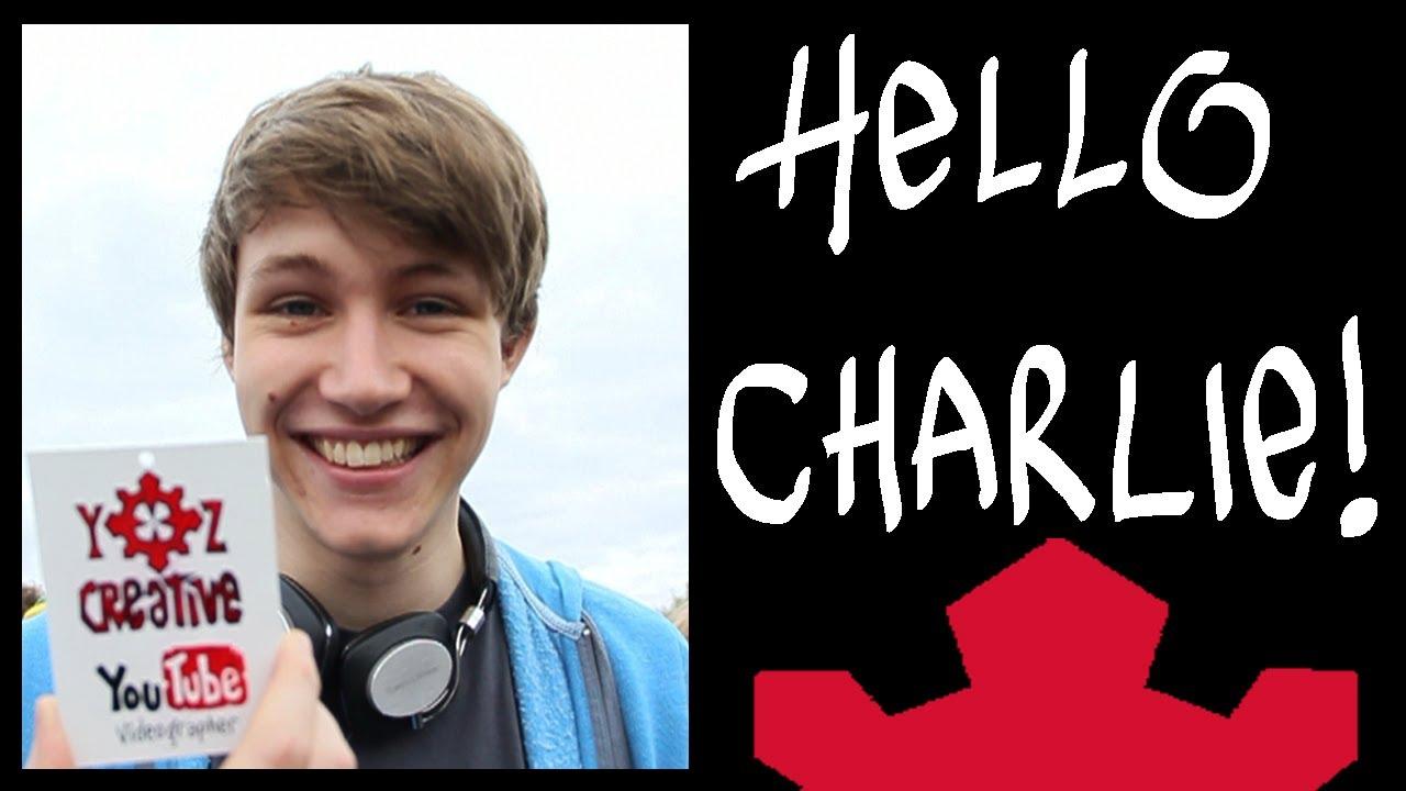 charlieissocoollike meet his fans - charlieissocoollike meet his fans