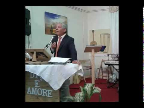 Predicazione pastore Aniello Nocera. Corso Italia 4° traversa Secondigliano