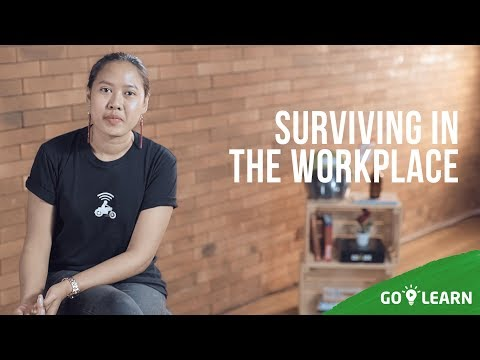 ▸▸ SURVIVING IN THE WORKPLACE // Astra Ayuningputri💡 GO-LEARN