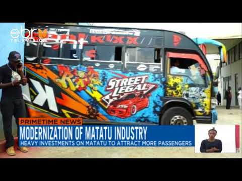 MORDERNIZATION OF MATATU INDUSTRY IN KENYA