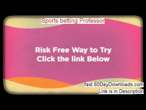 Sports betting professor results www horse racing betting odds tomorrow annie