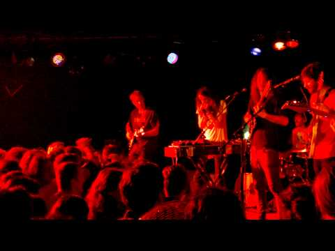 """KING GIZZARD - """"Danger Money"""" at The Bakery, Perth. 2014.09.26"""