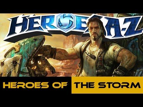 Heroes of the Storm - A-Z | Raynor - Der Auto-Attack Gott & Rehgar  #20 [Gameplay][deutsch]