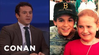 Fred Savage: Scaring Fans Since 1991  - CONAN on TBS