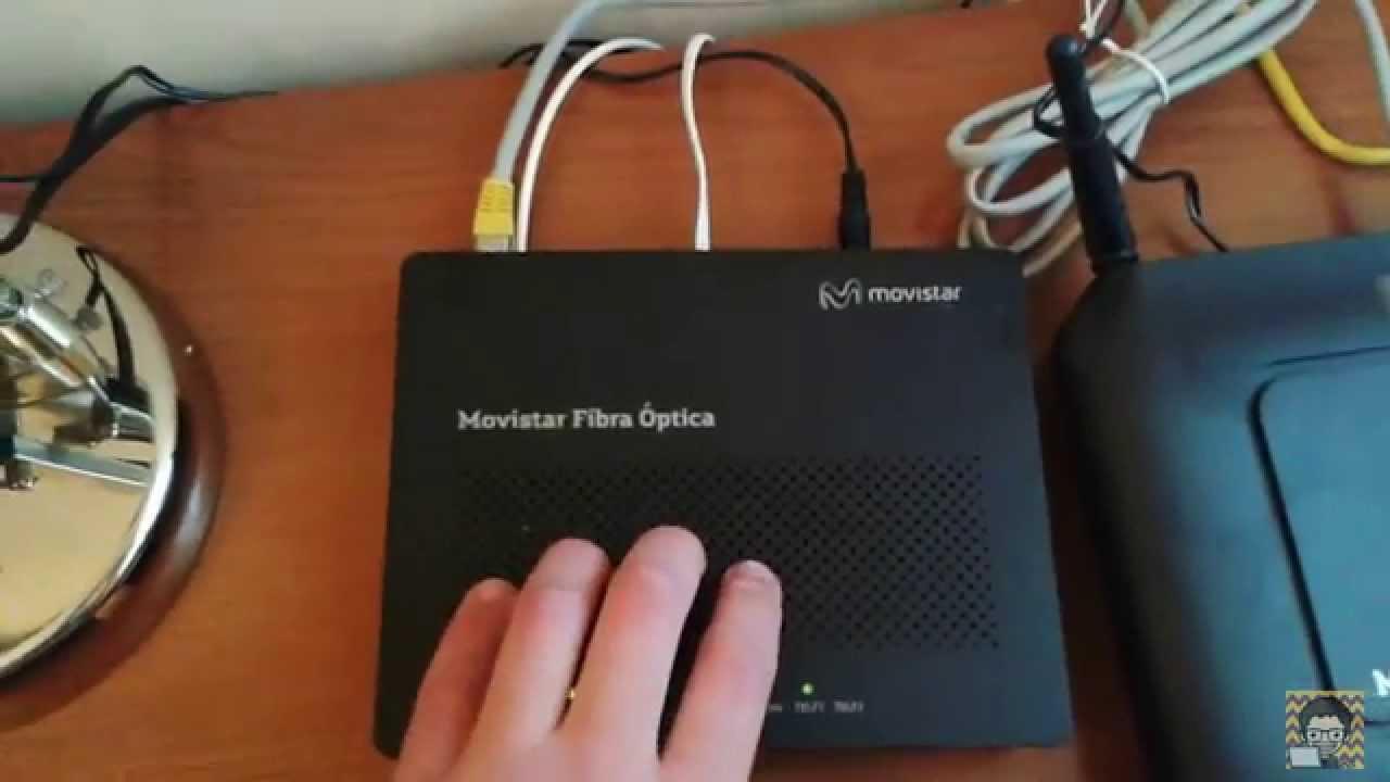 Instalaci n fibra optica movistar youtube - Fibra optica en casa ...