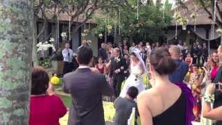 Indian/Italian Wedding - Bali Promo