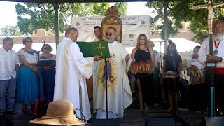 Spanish Market 2019 Procession & Blessing