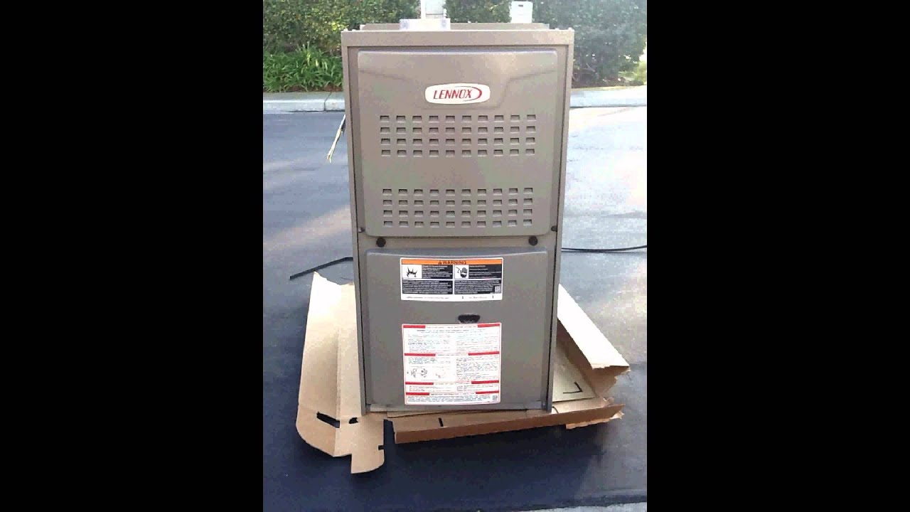 FURNACE & EVAPORATOR COIL REPLACEMENT - YouTube