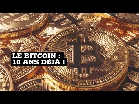 Le bitcoin fête ses 10 ans