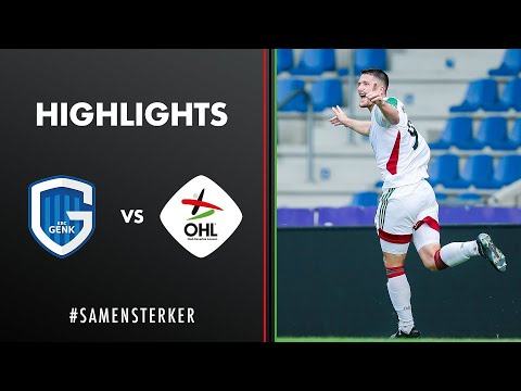 Genk OH Leuven Goals And Highlights