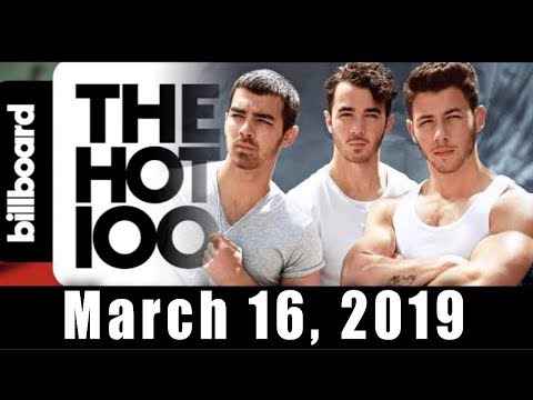 Billboard Hot 100 Top 10 | Jonas Brothers officially earn their first #1 single with Sucker Mp3
