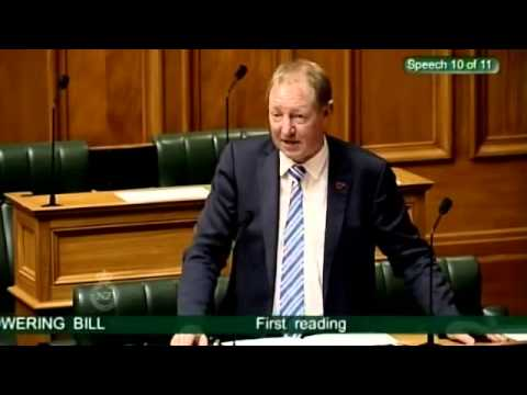 Christian Churches New Zealand Property Trust Board Empowering Bill - First reading - Part 10