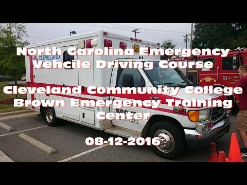 Emergency Vehicle Driving Class