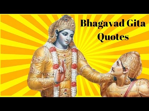 Gita Quotes, Bhagavad Gita Quotes in English, Geeta Quotes, Geeta Saar, Gita Saar & Quotes from Gita