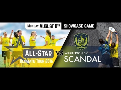 08 | All-Star Ultimate Tour vs. Washington D.C. Scandal
