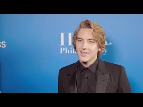 HFPA Grants Banquet 2018 Lounge: Cody Fern