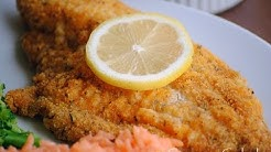 Oven Fried Catfish Recipe - How To Make Breaded Catfish - Sweetysalado.com