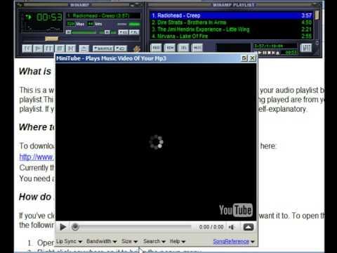 MiniTube - Play Video Of Mp3