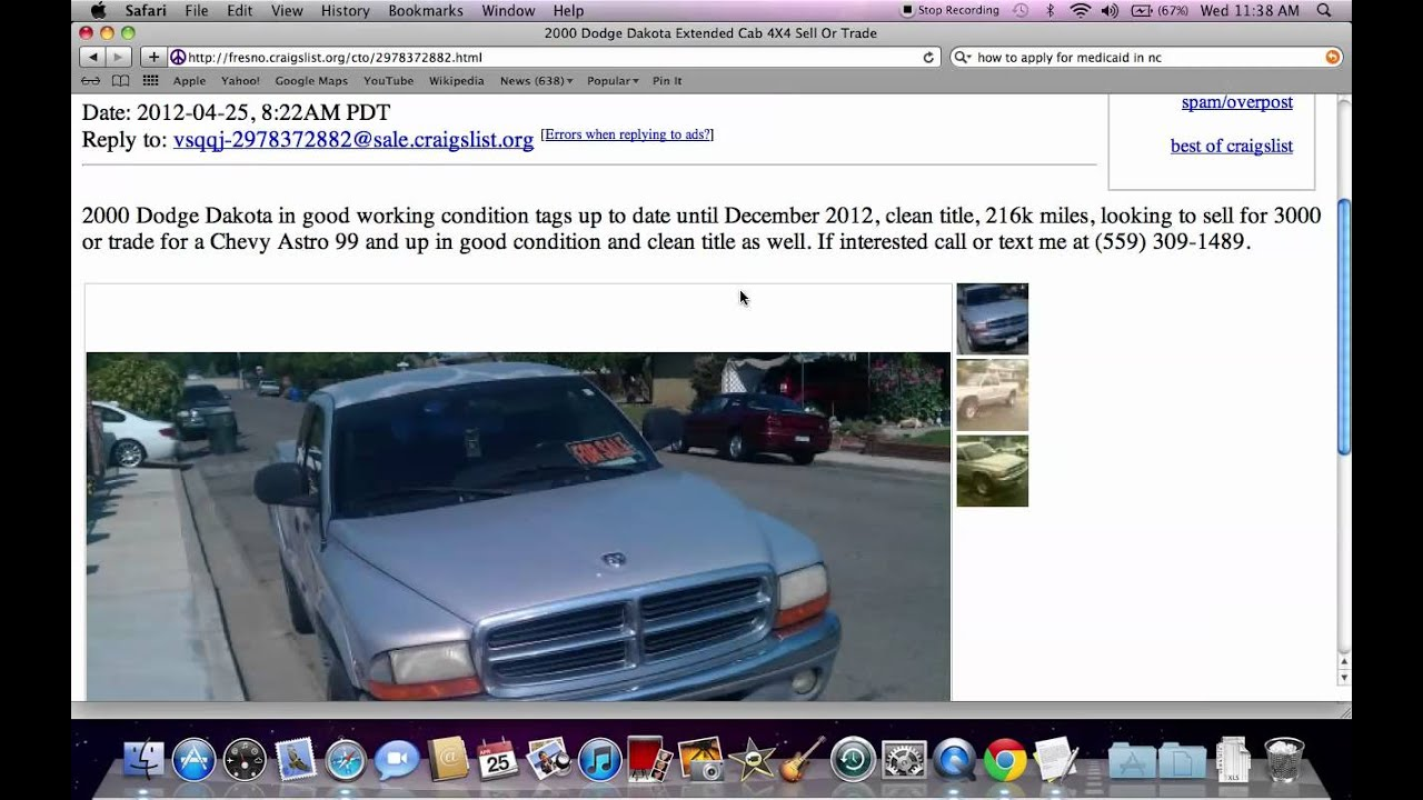 Craigslist Fresno Cars By Owner >> Craigslist Fresno Ca Used Cars And Trucks Vehicles Searched Under