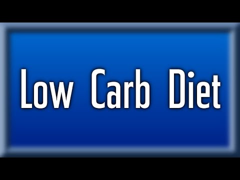 Low Carb Meals thumbnail