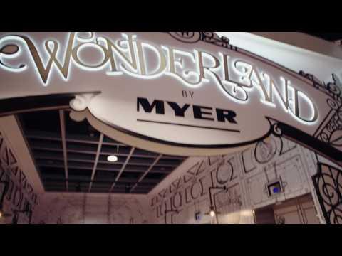 Y&R ANZ - Wonderland by Myer