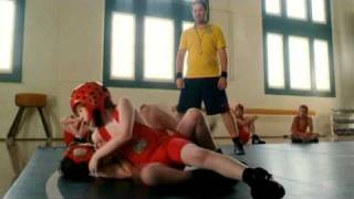 'SWEET TAKEDOWN' - DIARY OF A WIMPY KID CLIP