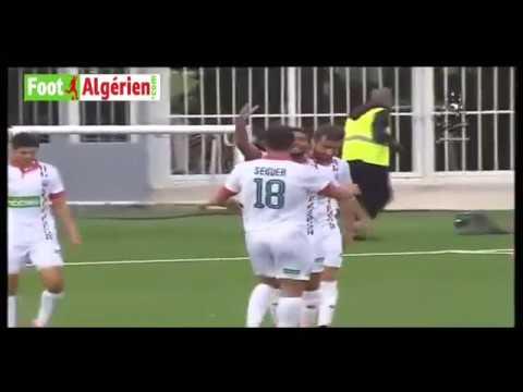 Coupe d'Algérie (32èmes de finale) : MC Alger 3 - OM Arzew 2 (Résumé)