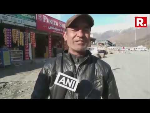 Kashmiri Locals React