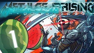Скачать Metal Gear Rising Revengeance Part 1 Suplex The World