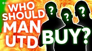 Who Should Manchester United Buy? The HUGE Transfer Debate!