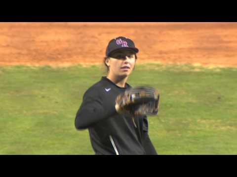Sarah Hudek, George Ranch High School Baseball - Chevy Spotlight
