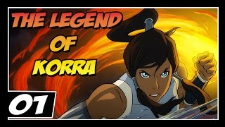 The Legend of Korra: The Game - Gameplay Parte 1 - Avatar A Lenda de Korra [PS4 PT-BR]