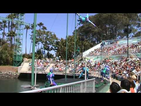 Sea World- Cirque de la Mer (Compelete Show)