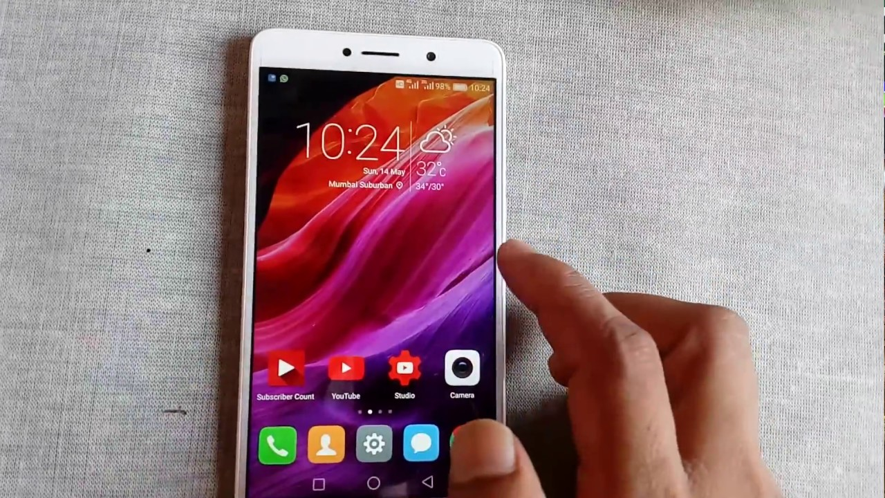 All features of Honor 6X 64GB Version
