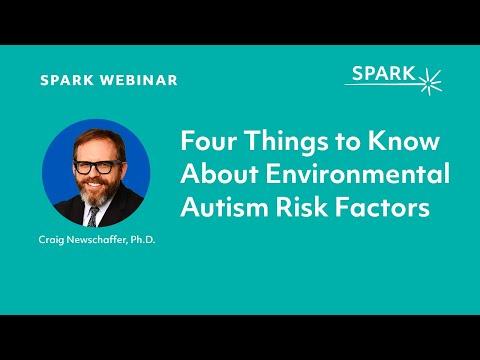 Could Air Pollutants Raise children's Autism Risk