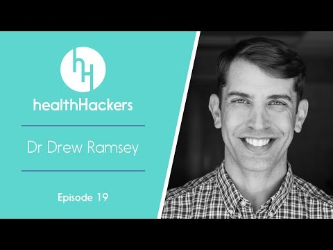 Ep 19: Dr Drew Ramsey - Mood Food & Eating To Reduce Depression