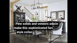Bullard Furniture - Bedford corners casual dining room