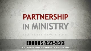 PARTNERSHIP IN MINISTRY - Pastor Billy Jung