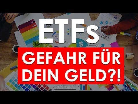 ETFs - Gefahr für Dein Geld?