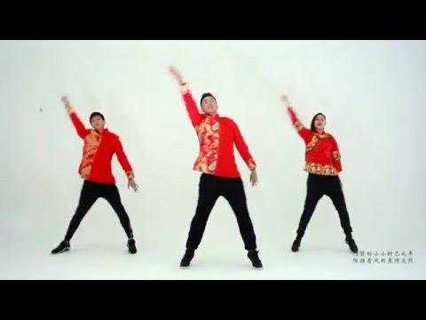 最亲的人 中国健身广场舞 王广成 编排 squaredance