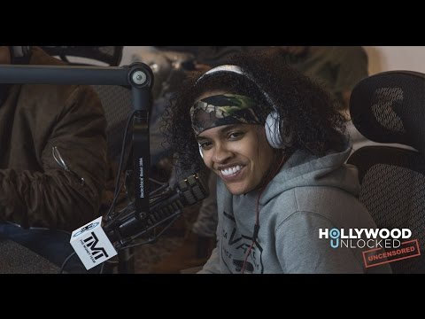 Siya talks feelings about LA & being comfortable as a gay woman with Hollywood Unlocked [UNCENSORED]
