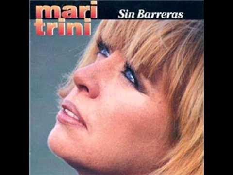 """Mari Trini """"Una estrella en mi jardín"""" (Balada en español)"""