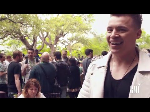 Shawn Hook Interview - SXSW 2016