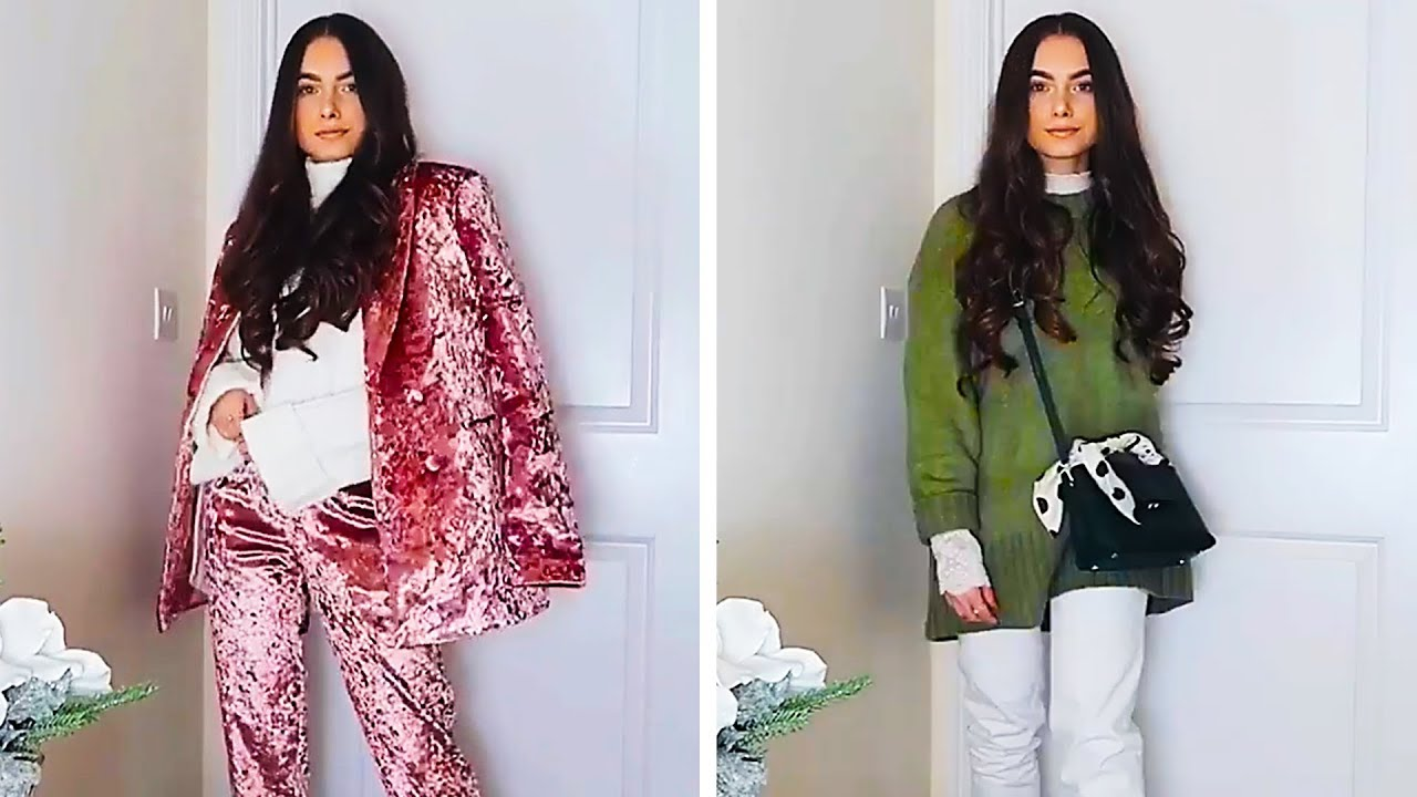 [VIDEO] - WINTER OUTFIT IDEAS YOU CAN STEAL 2