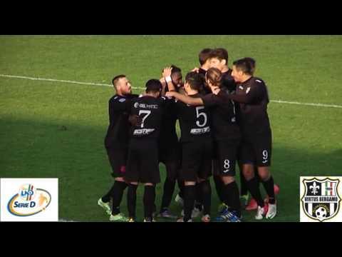 Virtus Bergamo 1909-Grumellese 1-0, 13esima giornata d'andata girone B Serie D 2016/2017