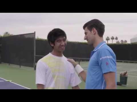 HEAD Upgrade your Game - Meet & Greet with Novak Djokovic