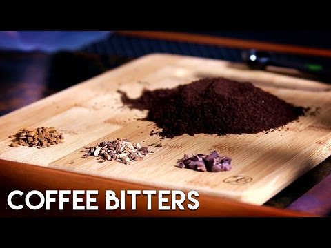 Homemade Sous Vide Coffee Bitters Recipe